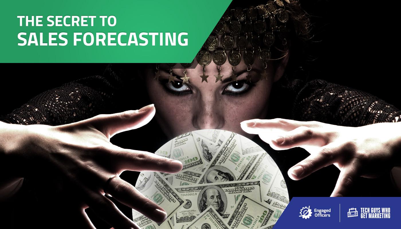 Sales Forecasting Secrets