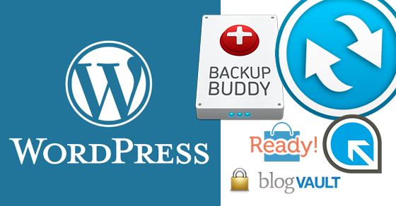 There are many plugins and services available for WordPress to make backing up your site easy and automated...